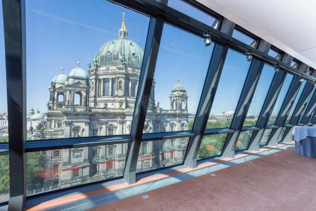 Radisson Blu Hotel, Berlin - Laterooms