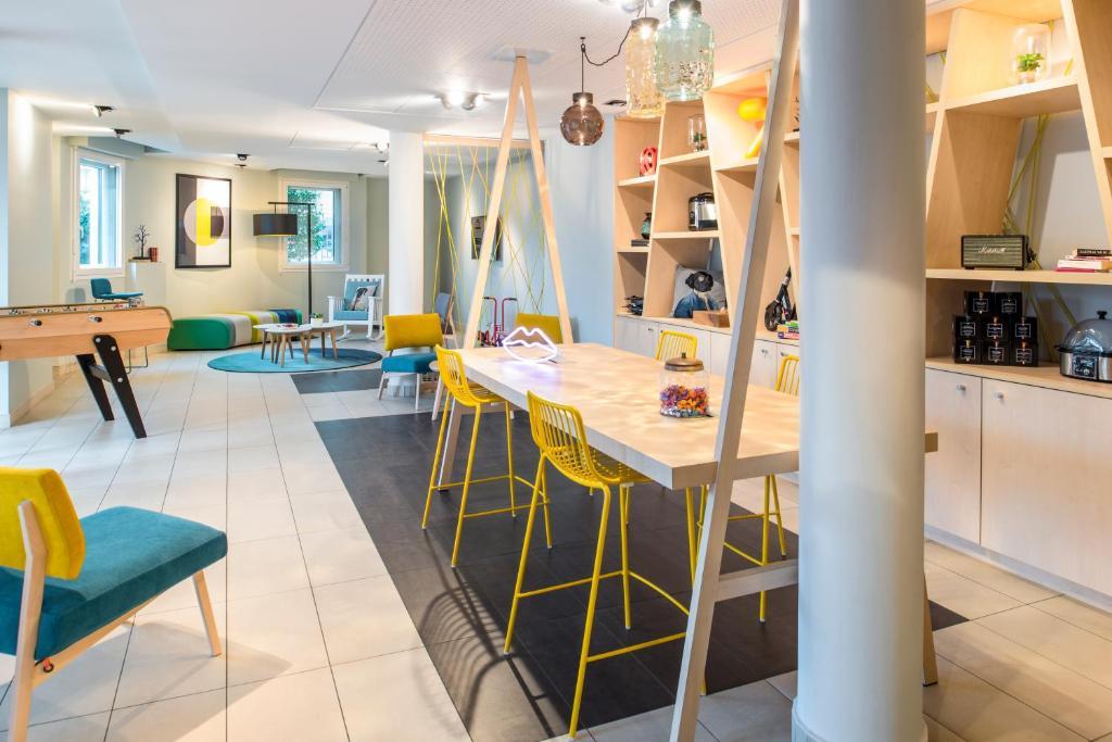 Aparthotel Adagio Access Paris Porte de Charenton - Laterooms