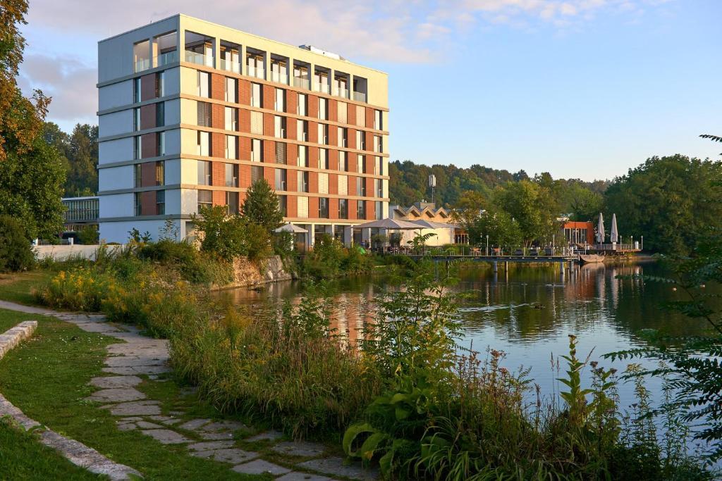 LAGO hotel & restaurant am see Ulm, Germany