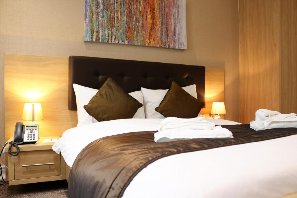 The Shoreditch Inn - Laterooms