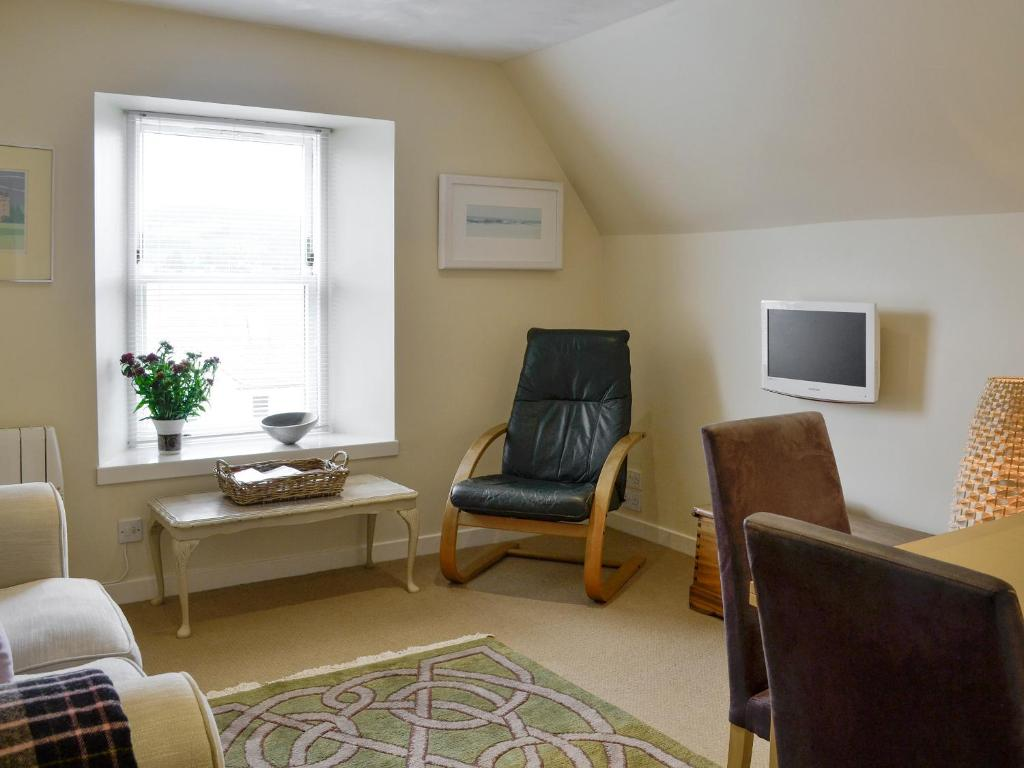A seating area at Kerloch View