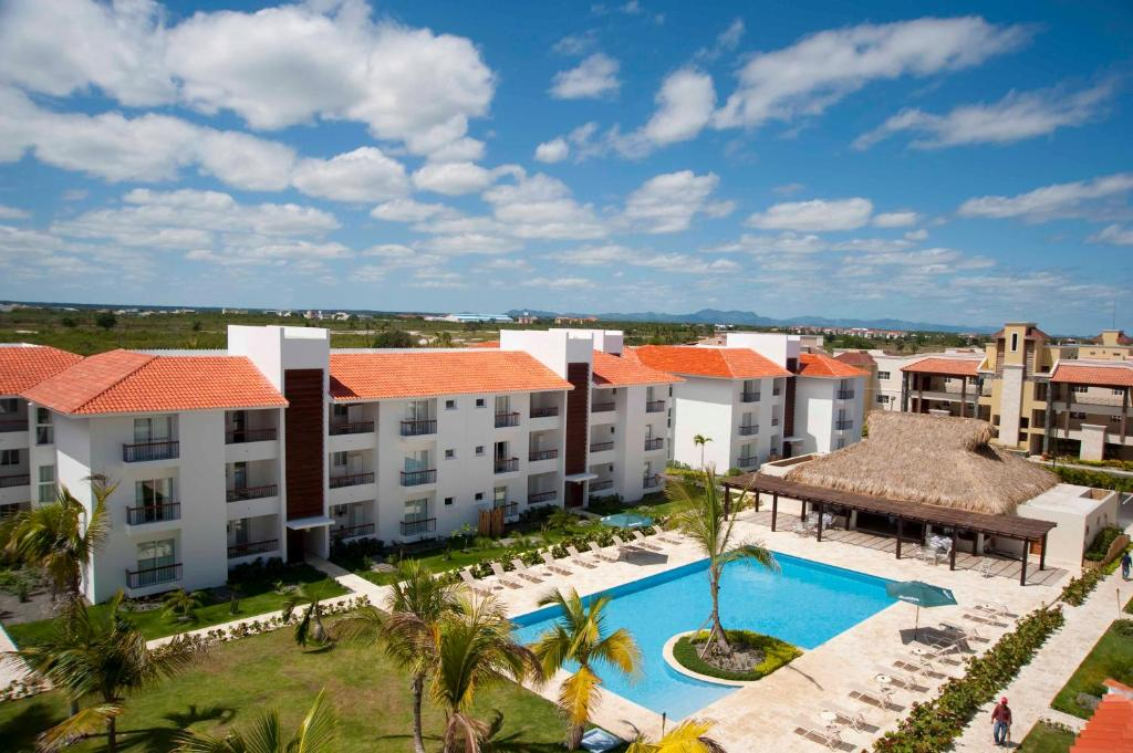 A view of the pool at Karibo Punta Cana or nearby