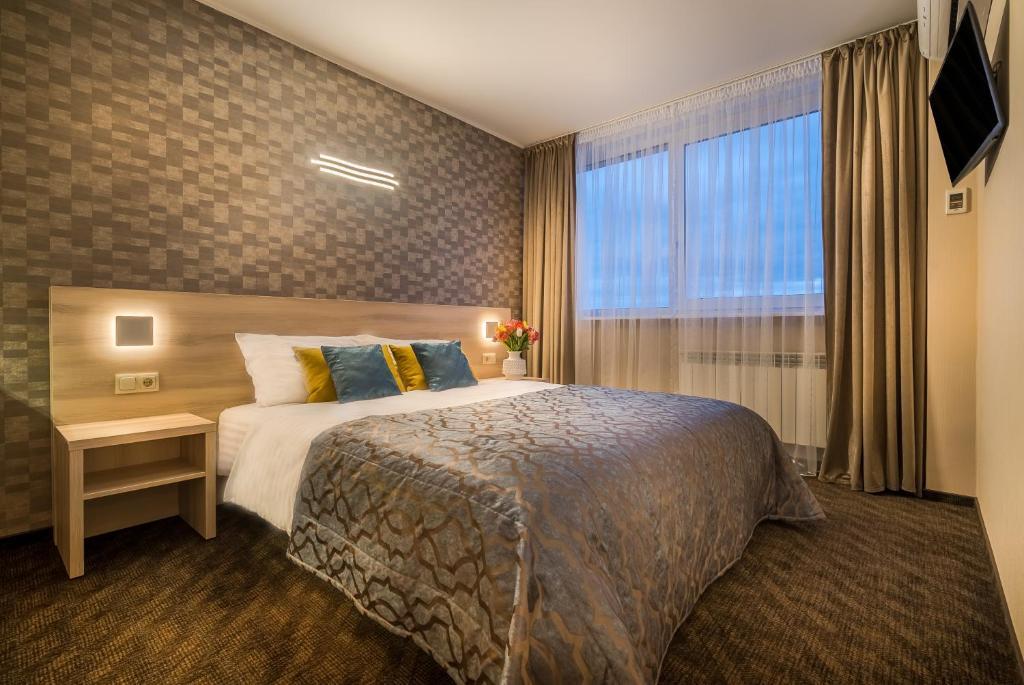 Hotel Zemaites Vilnius, Lithuania