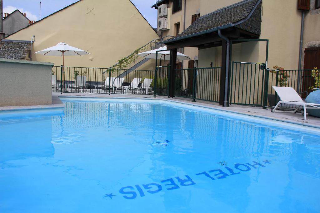 hotel Regis Laguiole, France