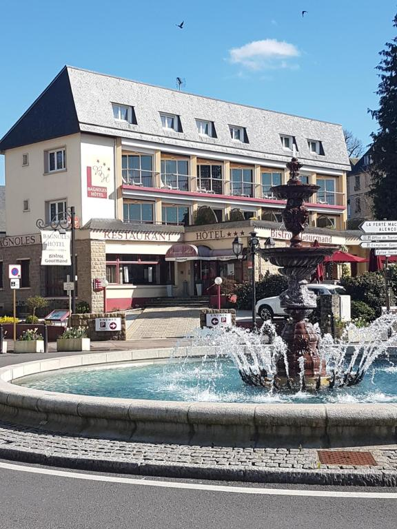 Bagnoles Hotel - Contact Hotel during the winter