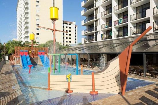 Children's play area at JeffsCondos - 3 Bedroom - Breakers Resort