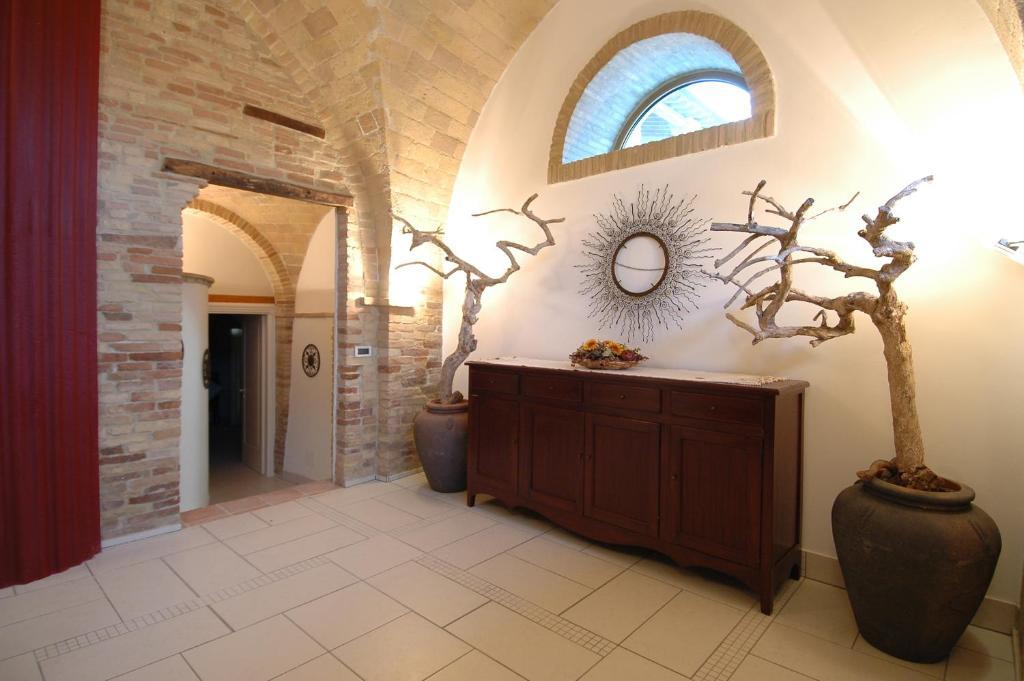 Hall o reception di La Casa Del Palombaro