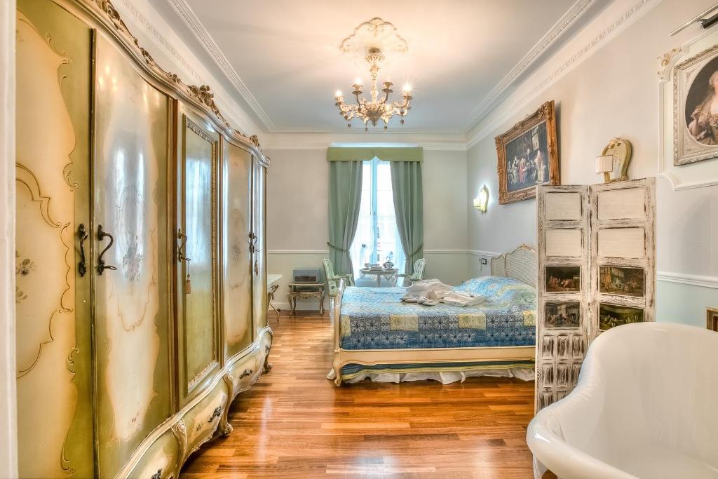 Люкс з ліжком розміру