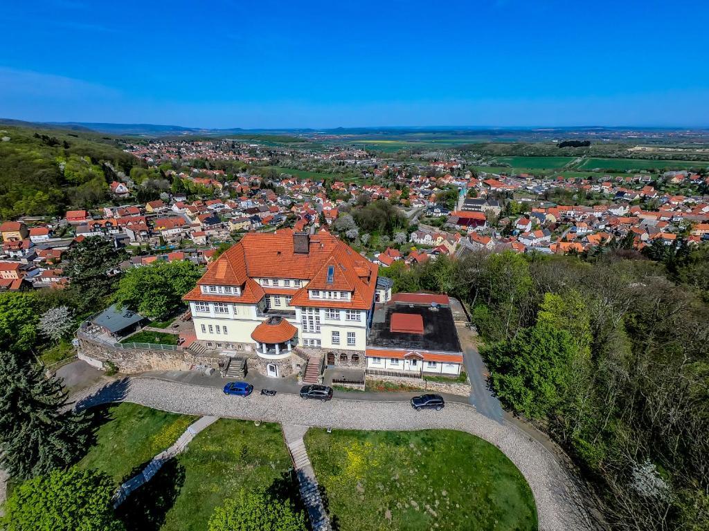 Hotel Stubenberg Gernrode - Harz, Germany