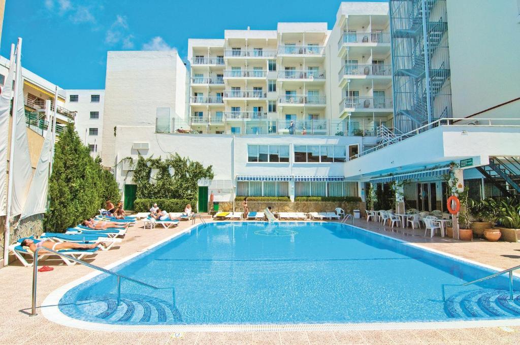 Het zwembad bij of vlak bij Blue Sea Piscis - Adults Only