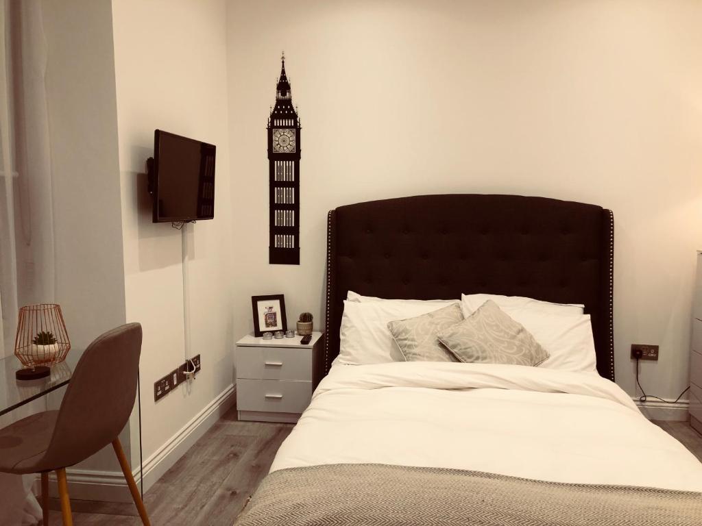 A room at City Srudios London.