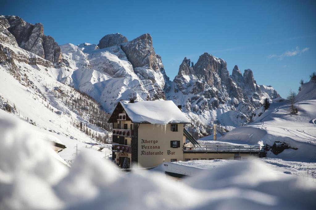 Albergo Vezzana Passo Rolle, Italy