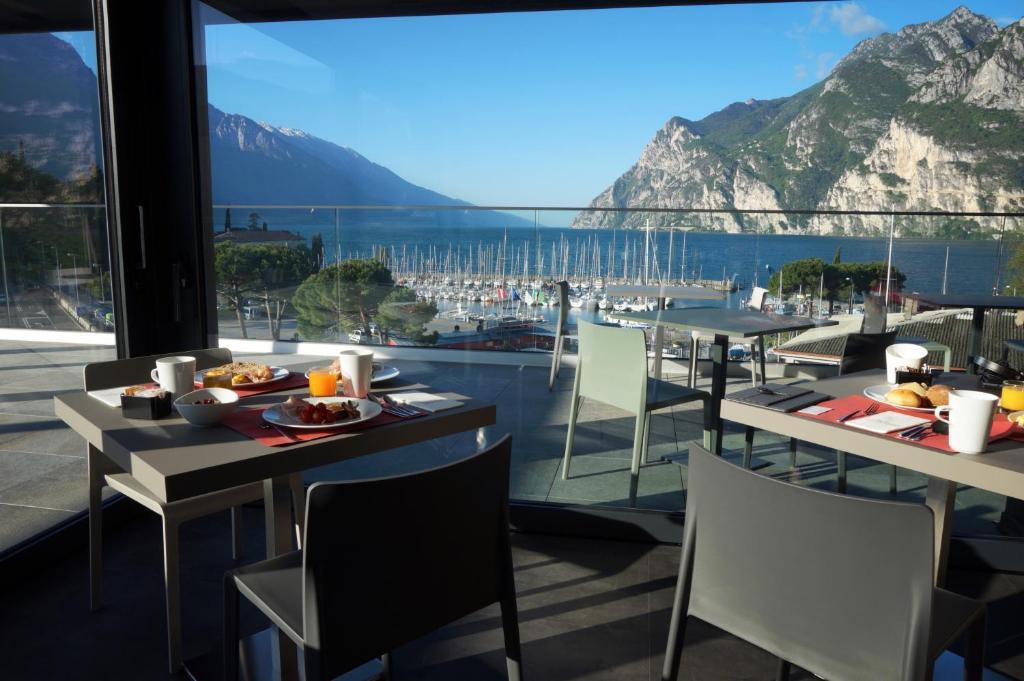 Hotel Riviera Riva del Garda, Italy