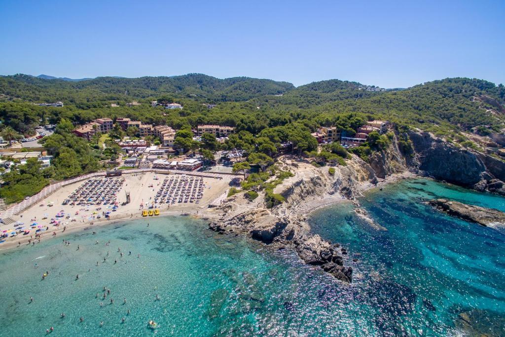 Vue panoramique sur l'établissement Hapimag Resort Paguera