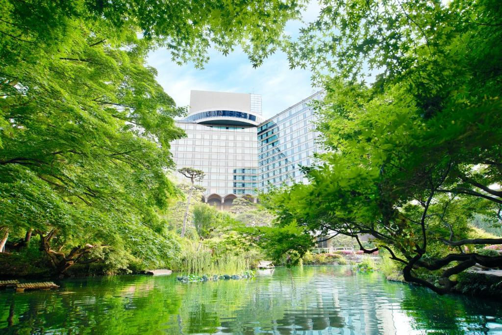The Hotel New Otani Tokyo The Main.