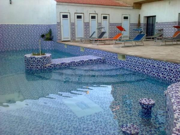 The swimming pool at or near Hotel Privilege