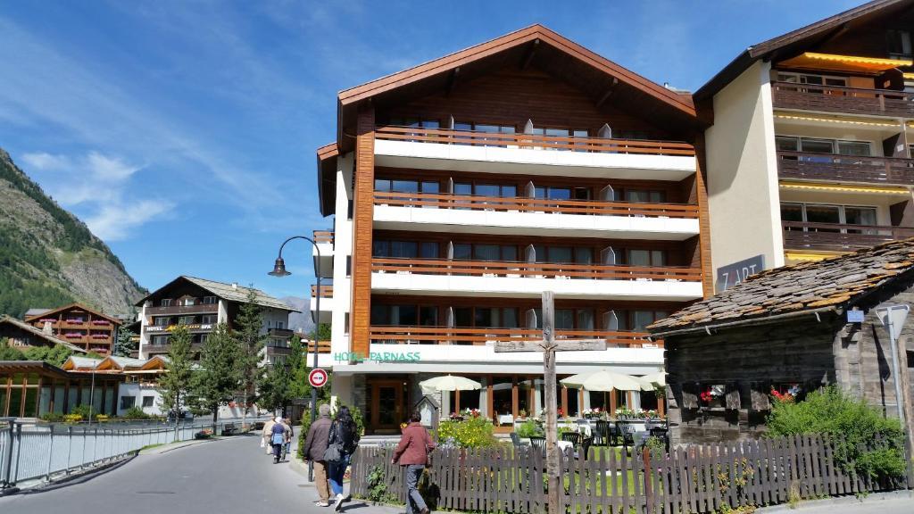 Hotel Parnass Zermatt, Switzerland