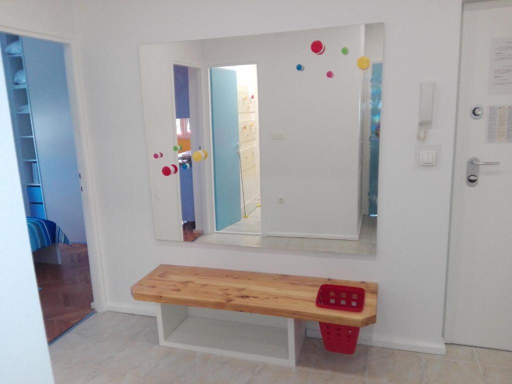 Kupaonica u objektu Šareni