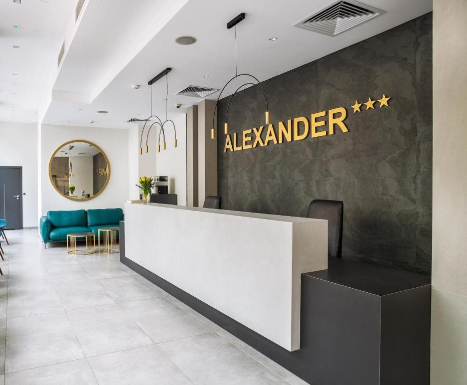 Hotel Alexander Krakow, Poland