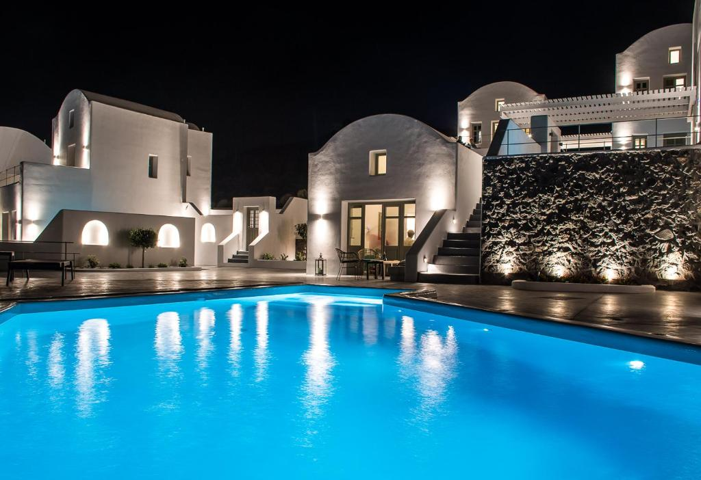 The swimming pool at or near CAPE 9 Villas & Suites