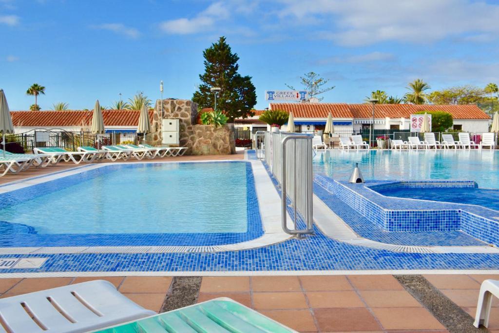 önálló nyaralóház 2021 gran canaria