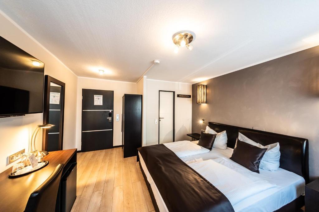 Mauritius Komfort Hotel in der Altstadt - Laterooms