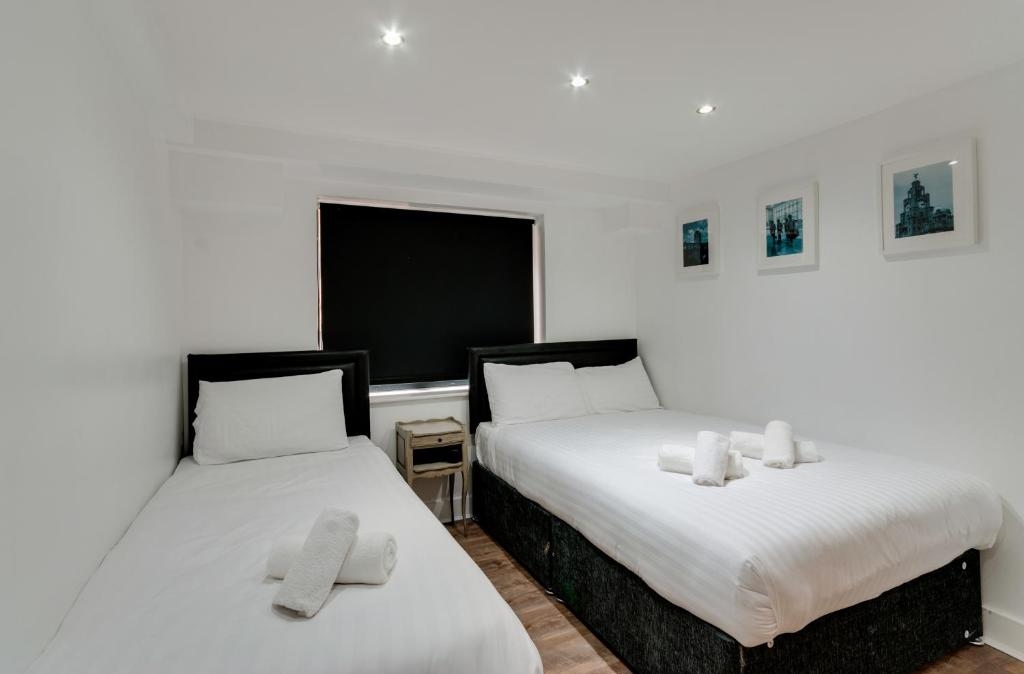 The Printwork Apartments - Laterooms