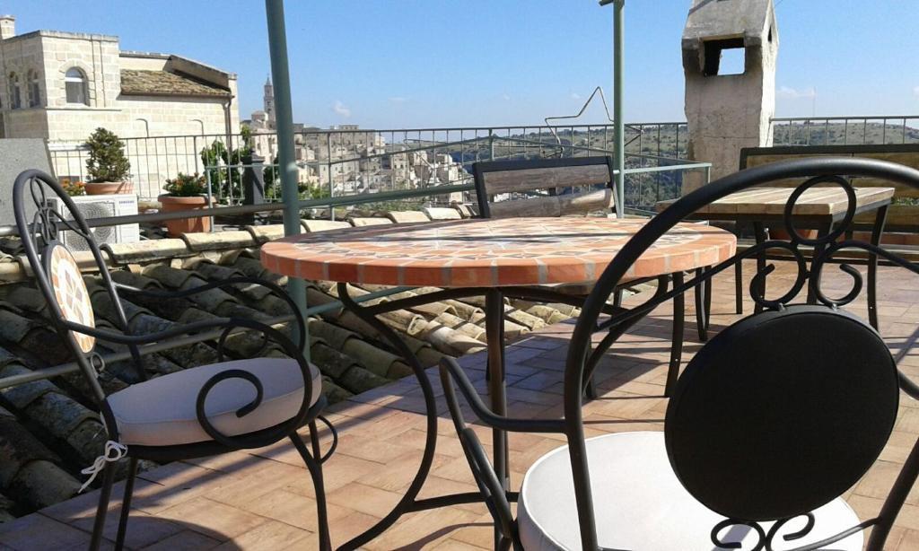 Balcone o terrazza di Il Sogno e La Stella