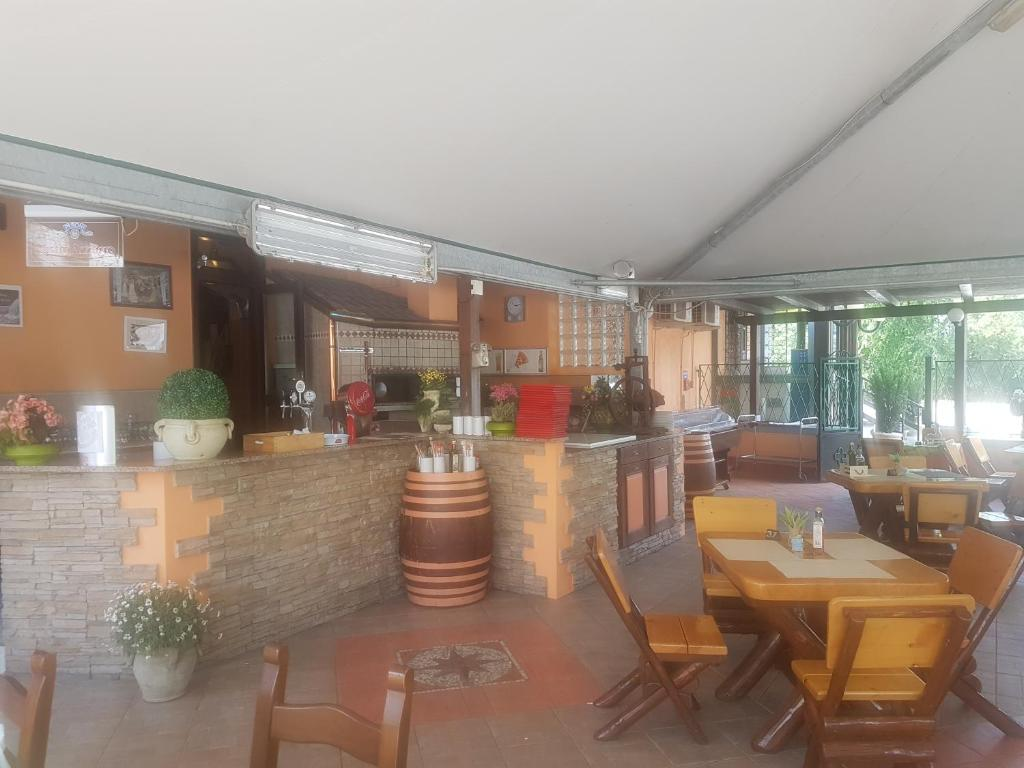 Ristorante o altro punto ristoro di Albergo Isonzo