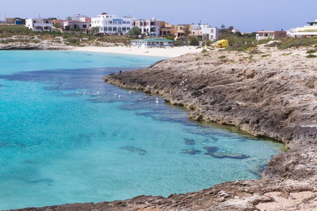 Hotel Giglio Lampedusa, Italy