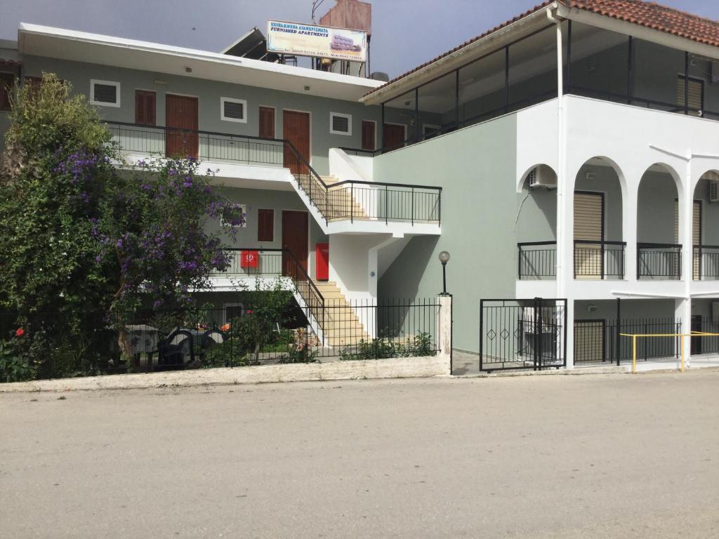 Building kung saan naroon ang apartment