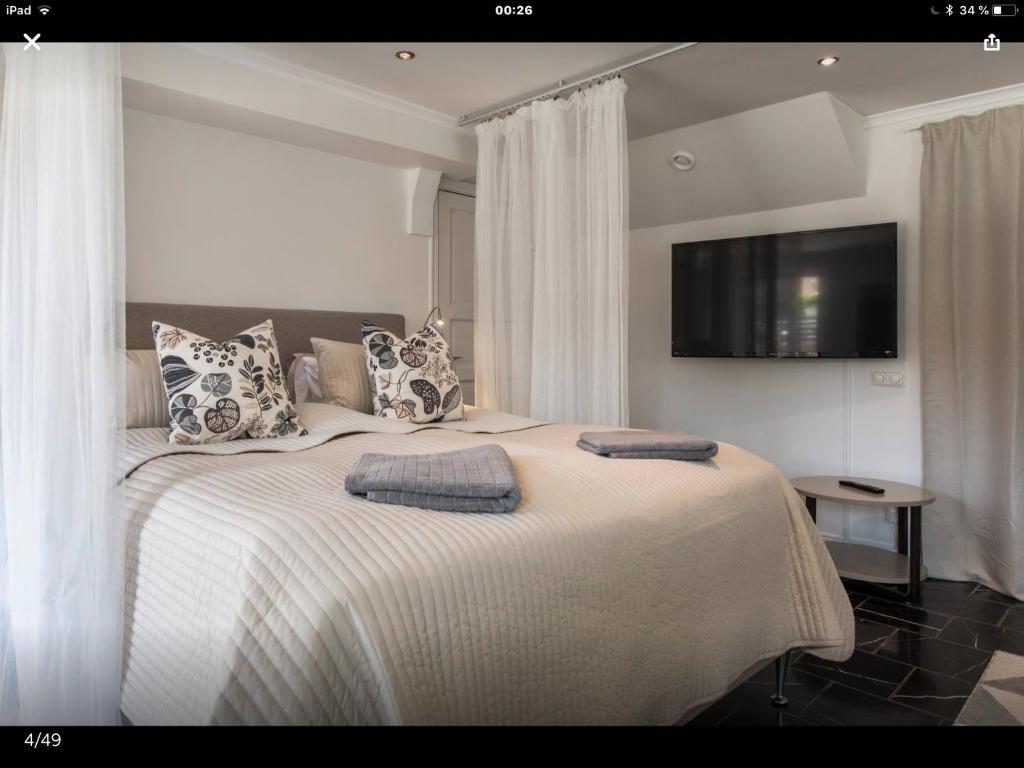Lägenhet i villa på Fornudden