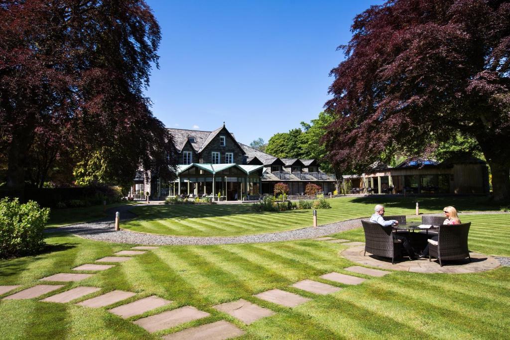 Rothay Garden Hotel & Riverside Spa - Laterooms