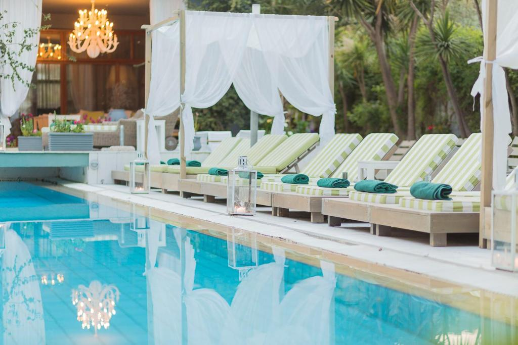 The swimming pool at or near La Piscine Art Hotel, Philian Hotels and Resorts