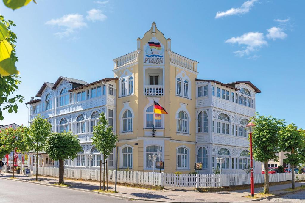 Deutsche Flagge - Laterooms