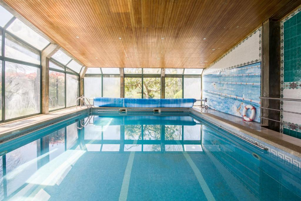 The swimming pool at or near Gião - Porto Green&Pool Villa