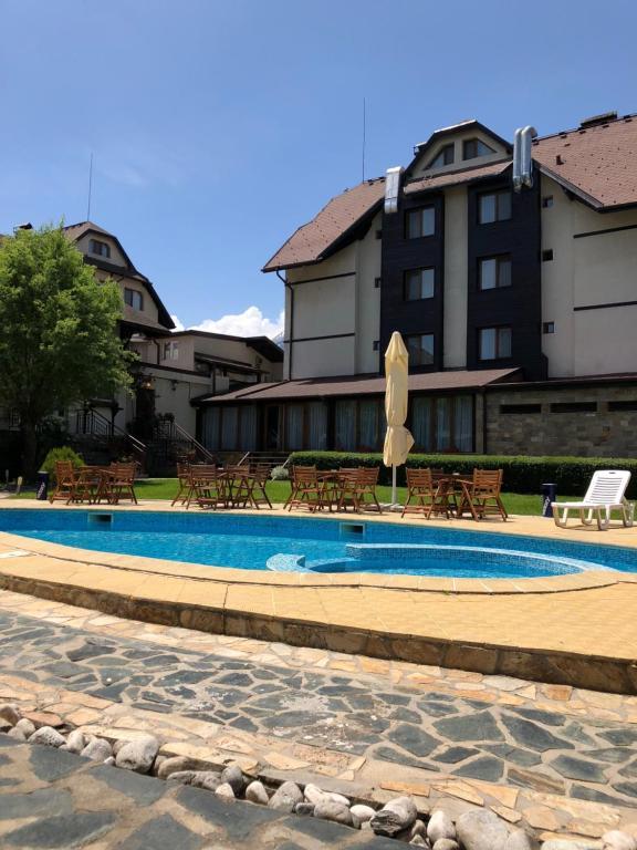 Olymp Hotel Bansko, Bulgaria
