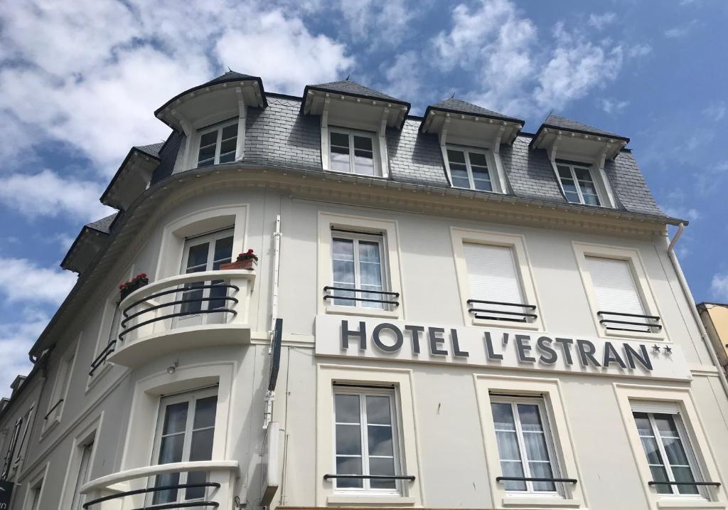 Hotel L'Estran Trouville-sur-Mer, France