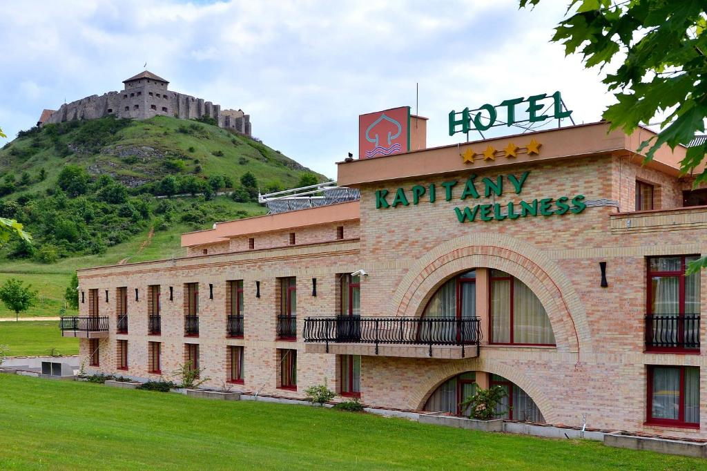 Hotel Kapitany Wellness Sumeg, Hungary