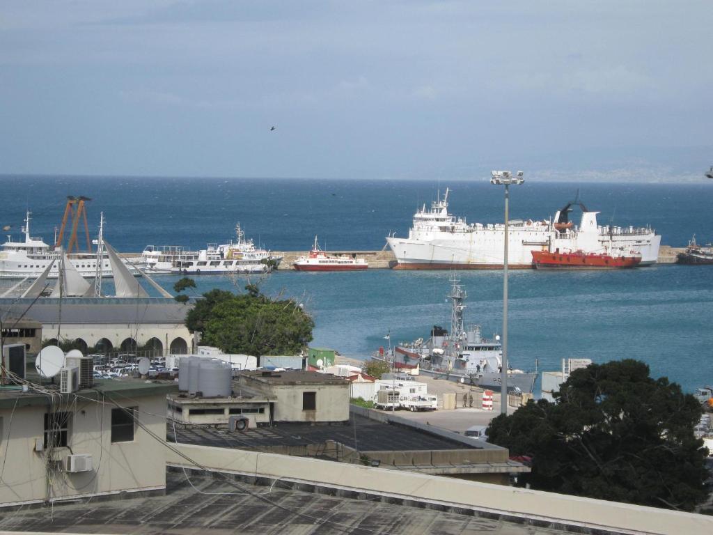 منظر البحر العام أو منظر البحر من بيت الشباب