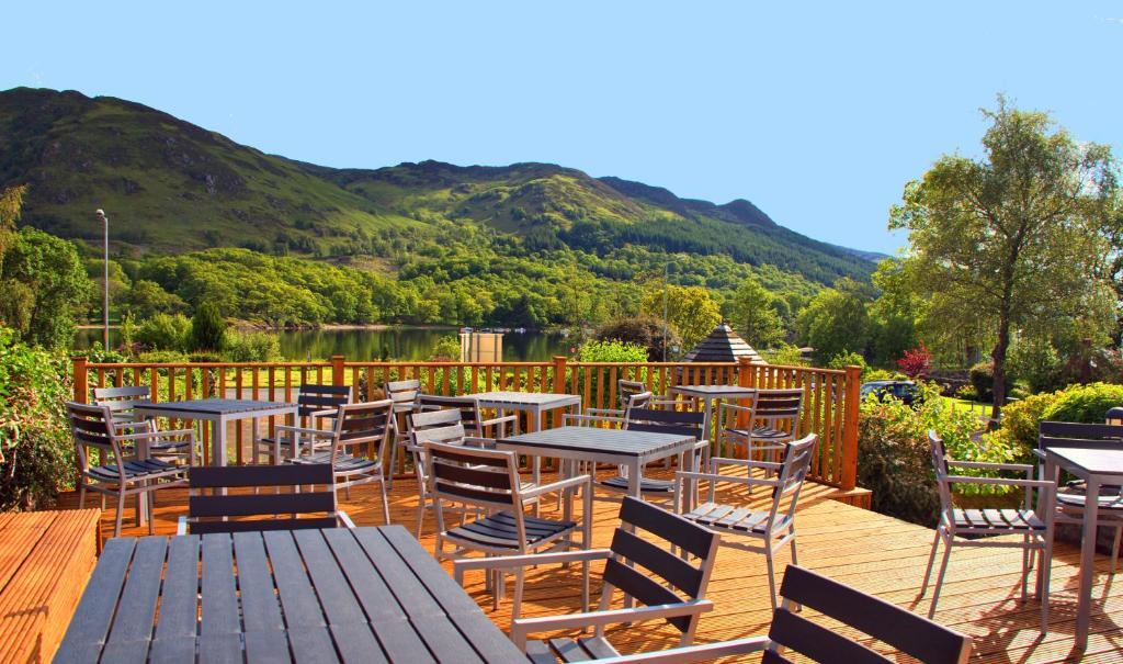 Achray House Hotel, Restaurant & Lodges - Laterooms
