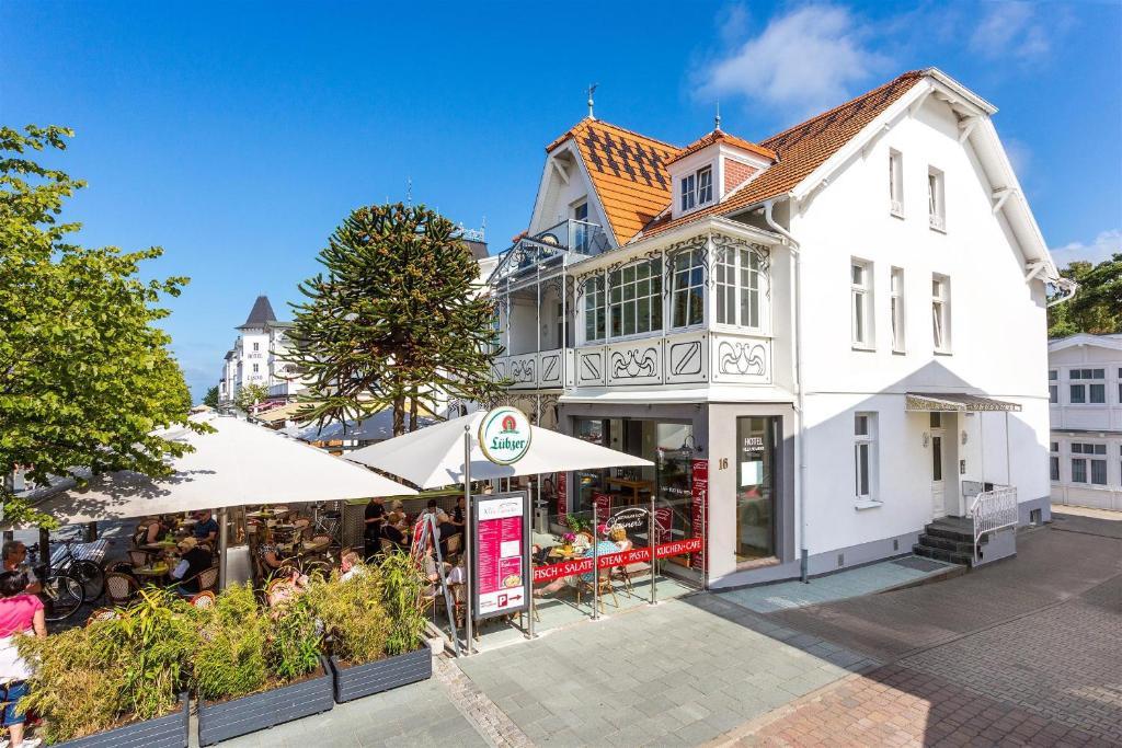 Hotel Villa Neander Binz, Germany