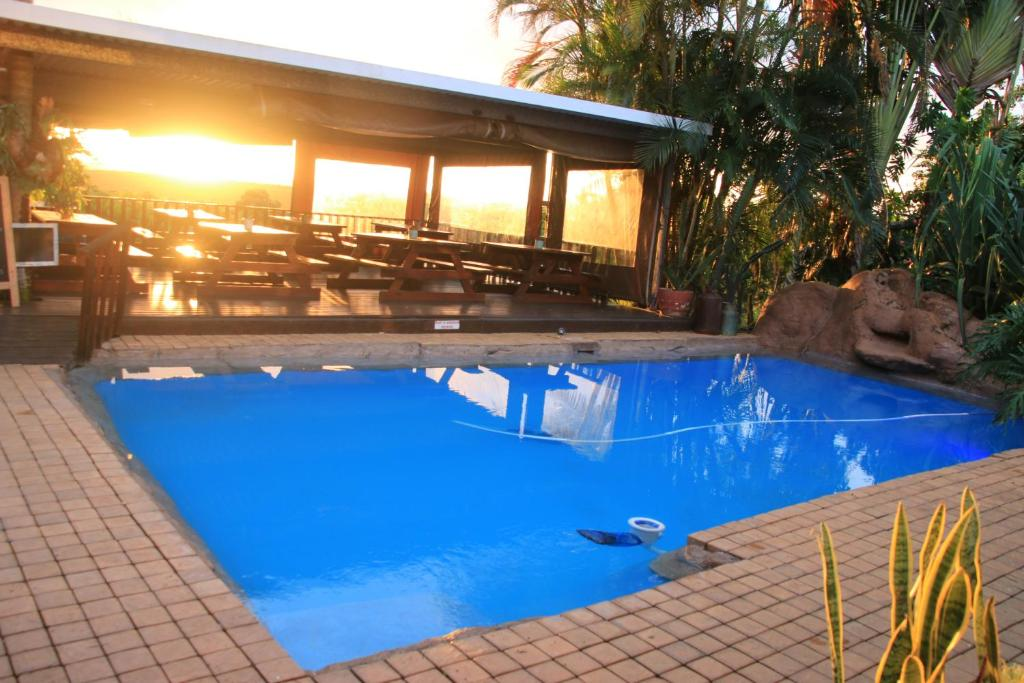 The swimming pool at or near Cheese Farm & Lodge