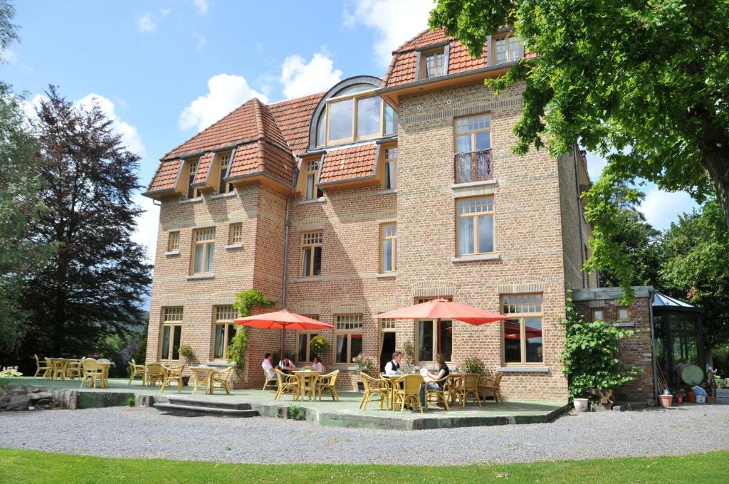 Les Tilleuls Hotel Rendeux, Belgium