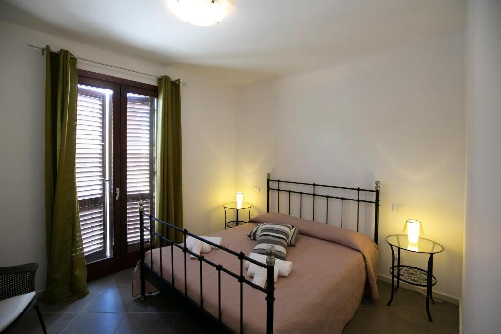 Letto o letti in una camera di Boa Vista