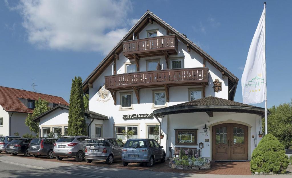 Hotel Alpenhof Bad Worishofen, Germany