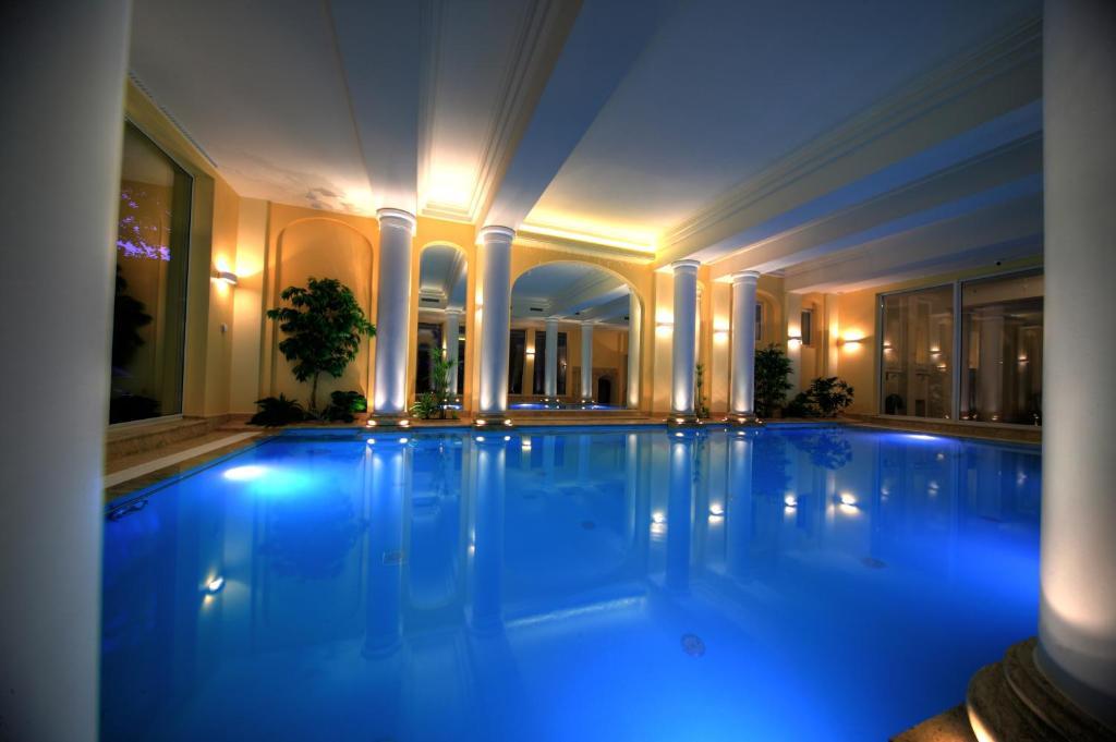 Hotel Polarisの敷地内または近くにあるプール