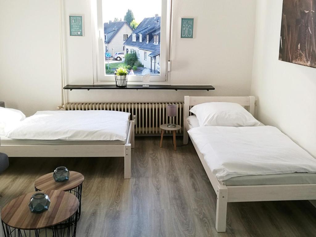 single apartman bedburg