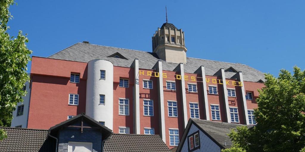 Haus des Volkes - Das Bauhaushotel Probstzella, Germany