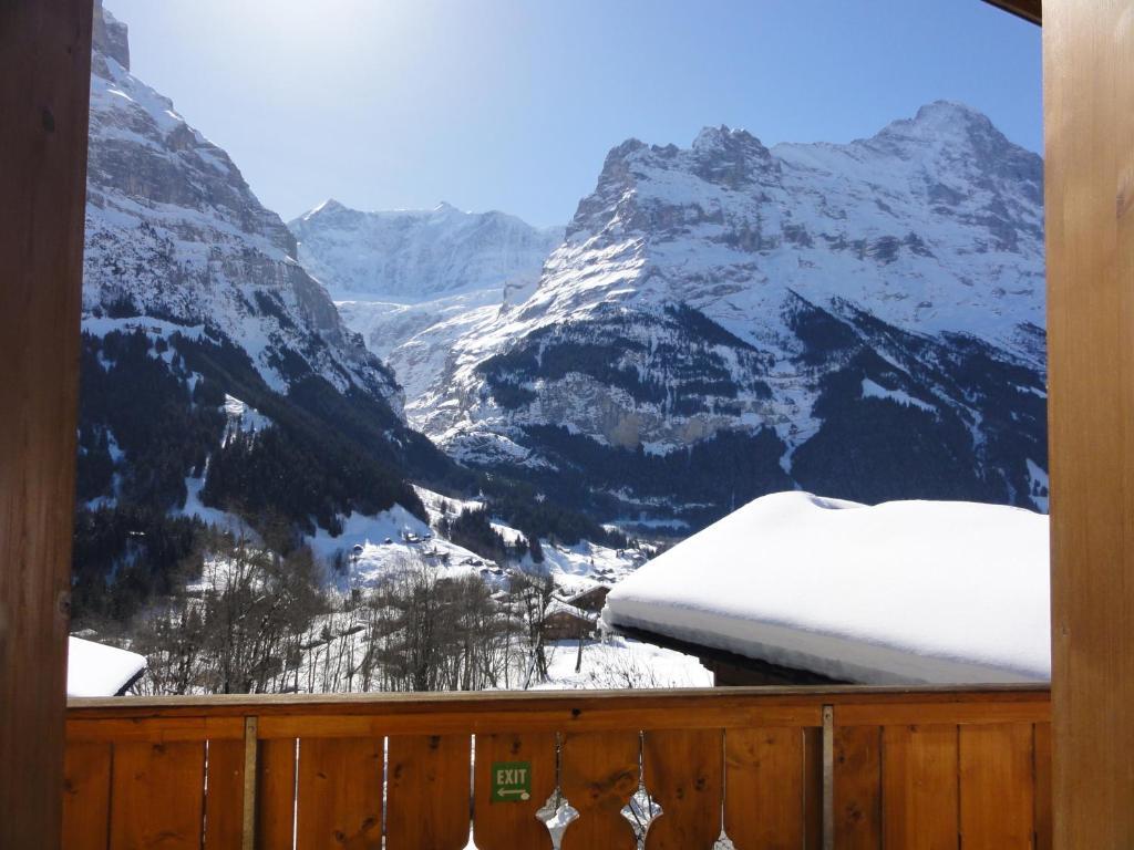 Gasthof Panorama зимой